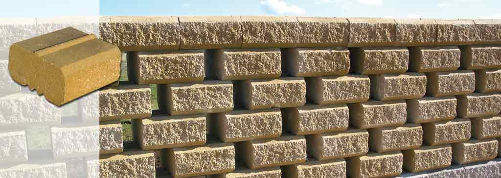 Blocchi Cemento Per Recinzioni Stunning I Blocchi Di Cemento Per
