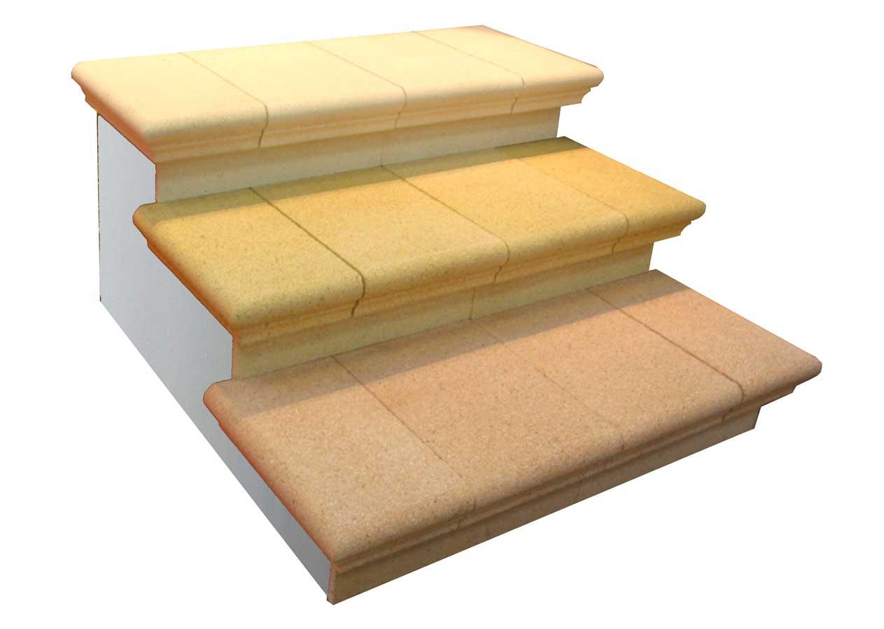 Copriscalini for Coprigradini per scale in legno ikea